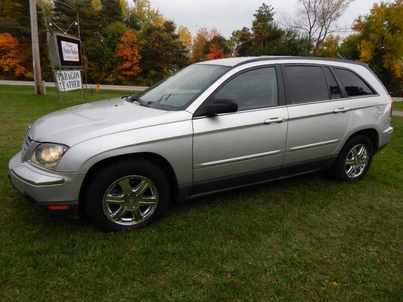2005 Chrysler Pacifica for sale at PARAGON AUTO SALES in Portage MI