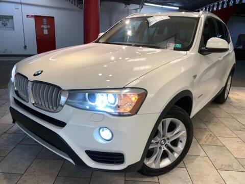 2016 BMW X3 for sale at EUROPEAN AUTO EXPO in Lodi NJ