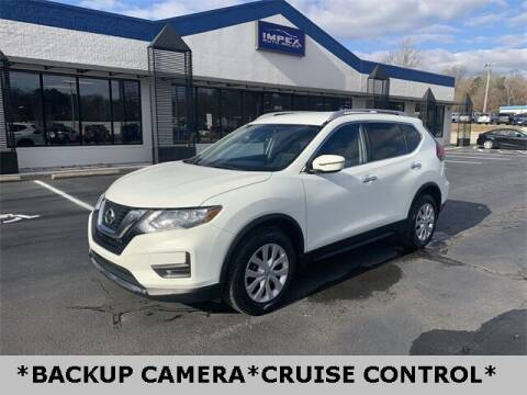 2017 Nissan Rogue for sale at Impex Auto Sales in Greensboro NC