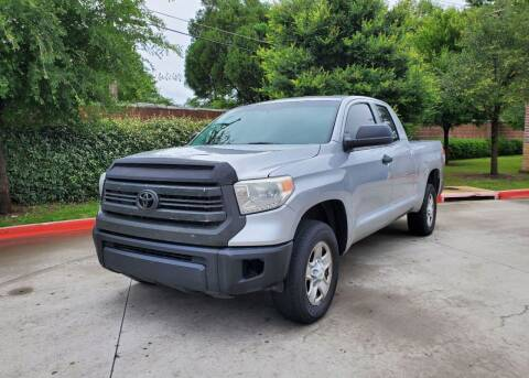 2014 Toyota Tundra for sale at International Auto Sales in Garland TX