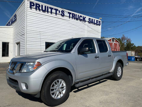 2015 Nissan Frontier for sale at Pruitt's Truck Sales in Marietta GA