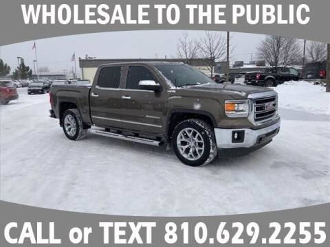 2014 GMC Sierra 1500 for sale at Lasco of Grand Blanc in Grand Blanc MI