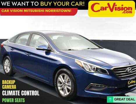 2016 Hyundai Sonata for sale at Car Vision Mitsubishi Norristown in Trooper PA