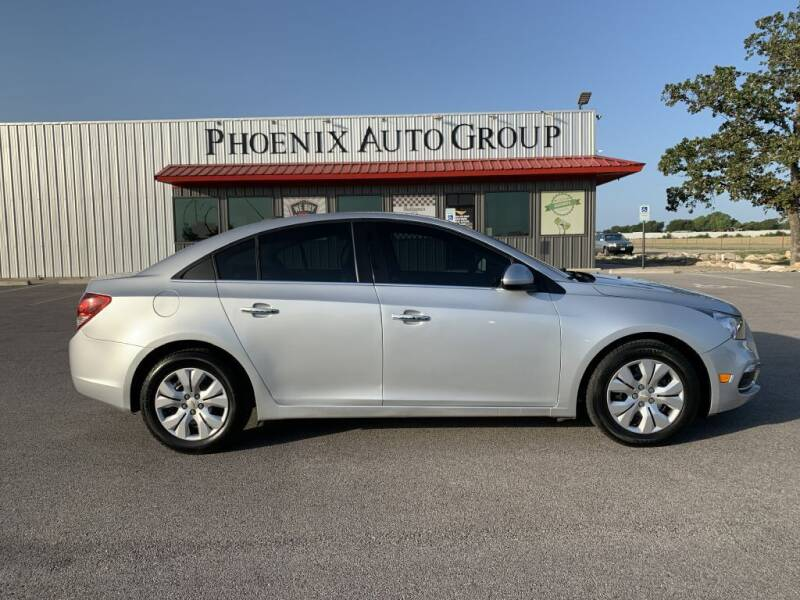 2016 Chevrolet Cruze Limited for sale at PHOENIX AUTO GROUP in Belton TX