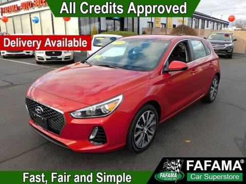 2019 Hyundai Elantra GT for sale at FAFAMA AUTO SALES Inc in Milford MA