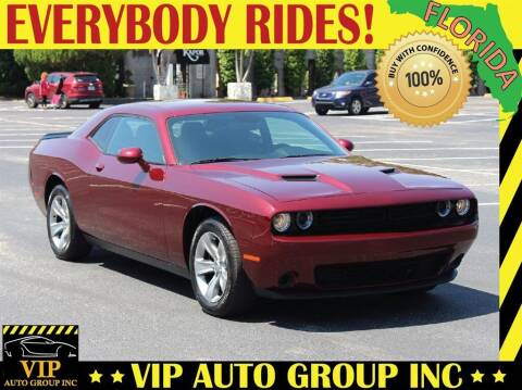2020 Dodge Challenger for sale at VIP Auto Group in Clearwater FL
