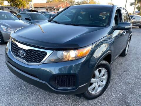 2011 Kia Sorento for sale at CHECK  AUTO INC. in Tampa FL