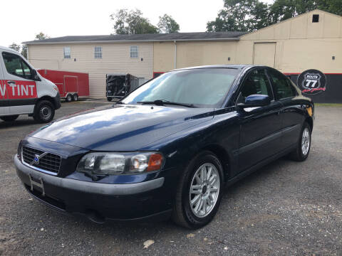 2004 Volvo S60 for sale at Used Cars 4 You in Carmel NY
