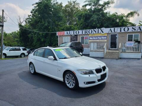2009 BMW 3 Series for sale at Auto Tronix in Lexington KY