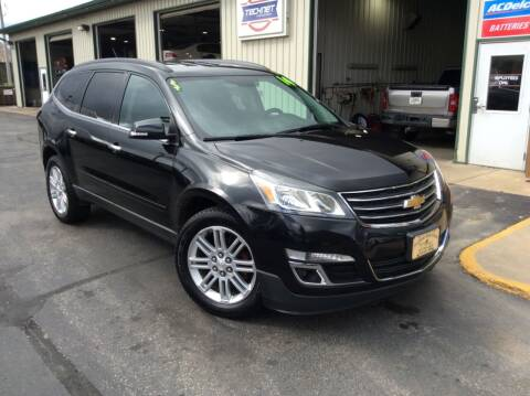 2014 Chevrolet Traverse for sale at TRI-STATE AUTO OUTLET CORP in Hokah MN
