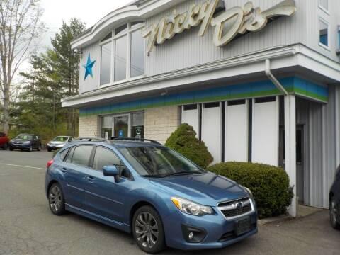 2014 Subaru Impreza for sale at Nicky D's in Easthampton MA