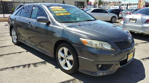 2010 Toyota Camry for sale at El Guero Auto Sale in Hawthorne CA
