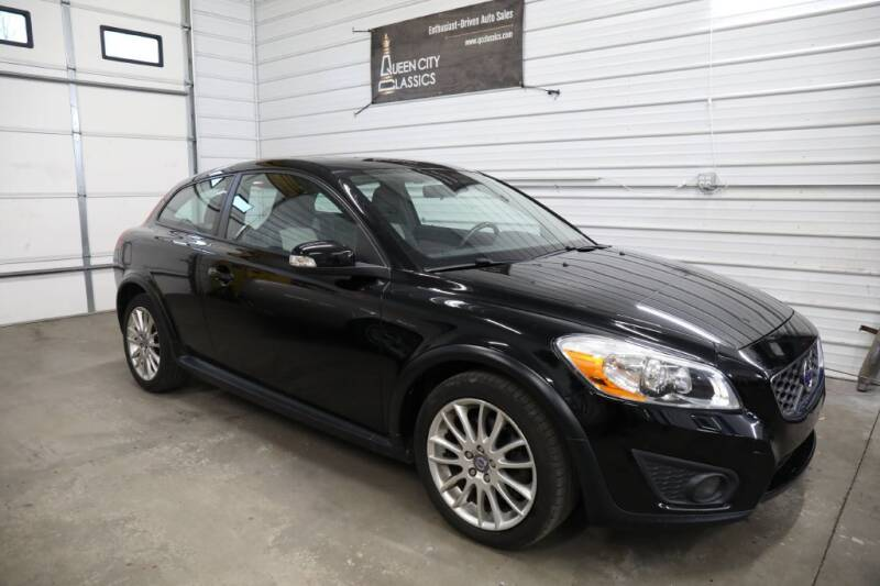 2011 Volvo C30 for sale at Queen City Classics in West Chester OH