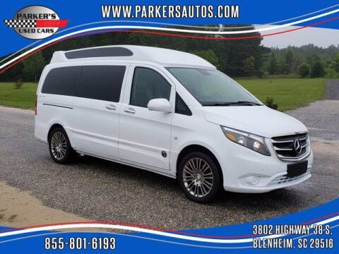 2016 Mercedes-Benz Metris for sale at Parker's Used Cars in Blenheim SC