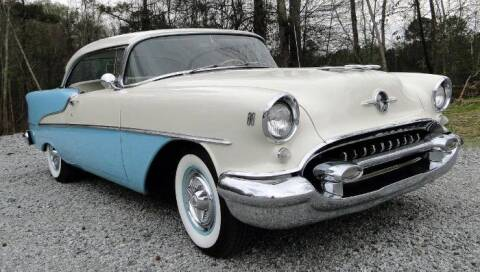 1955 Oldsmobile Eighty-Eight for sale at Classic Car Deals in Cadillac MI