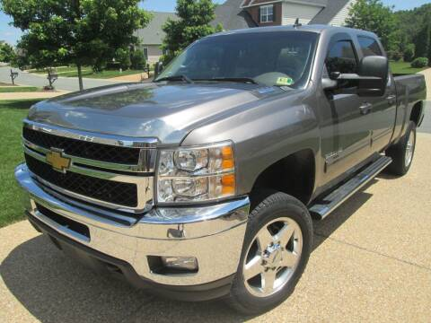 2012 Chevrolet Silverado 2500HD for sale at Wally's Wholesale in Manakin Sabot VA