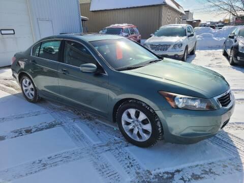 2008 Honda Accord for sale at Van Kalker Motors in Grand Rapids MI
