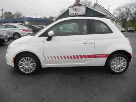 2012 FIAT 500 for sale at Car Now in Mount Zion IL