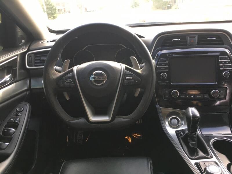 2017 Nissan Maxima 3.5 SR 4dr Sedan - Farmington MN