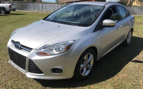 2014 Ford Focus for sale at MISSION AUTOMOTIVE ENTERPRISES in Plant City FL