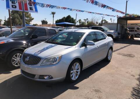 2013 Buick Verano for sale at Valley Auto Center in Phoenix AZ