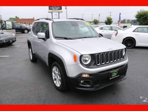 2018 Jeep Renegade for sale at AUTO POINT USED CARS in Rosedale MD