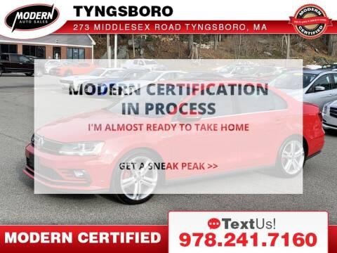 2017 Volkswagen Jetta for sale at Modern Auto Sales in Tyngsboro MA