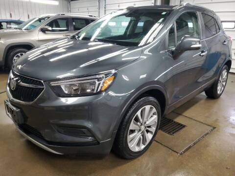 2017 Buick Encore for sale at Art Hossler Auto Plaza Inc - Used Inventory in Canton IL