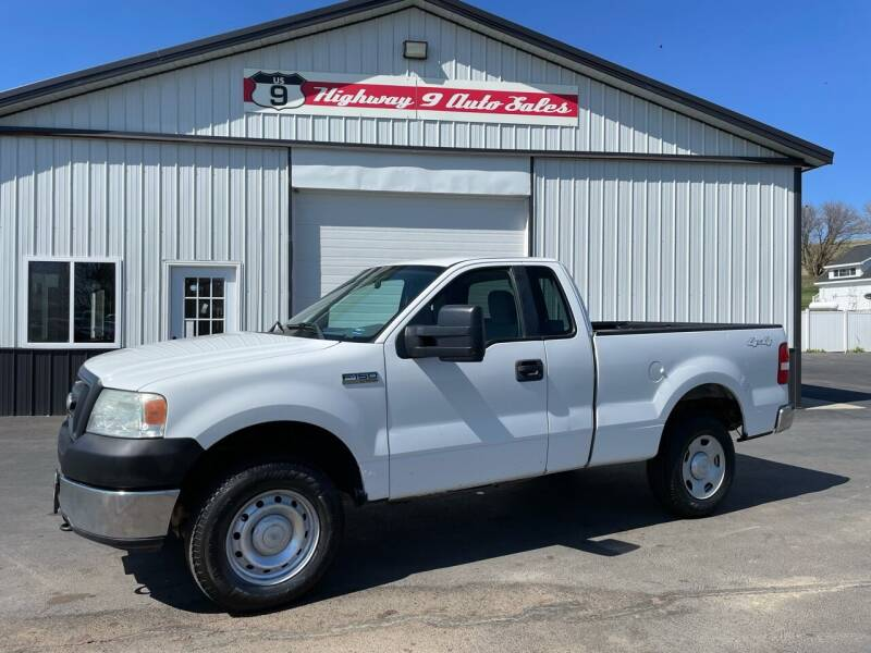 2008 Ford F-150 for sale at Highway 9 Auto Sales - Visit us at usnine.com in Ponca NE
