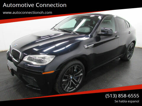 2014 BMW X6 M for sale at Automotive Connection in Fairfield OH