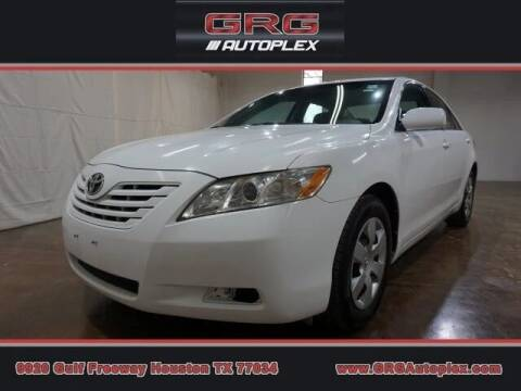 2009 Toyota Camry for sale at GRG Auto Plex in Houston TX