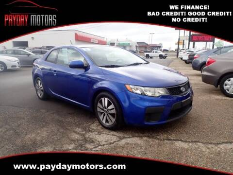 2013 Kia Forte Koup for sale at Payday Motors in Wichita And Topeka KS