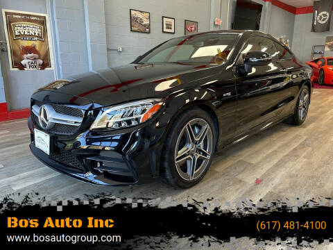 2019 Mercedes-Benz C-Class for sale at Bos Auto Inc in Quincy MA