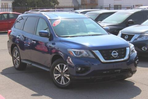 2017 Nissan Pathfinder for sale at Car Bazaar INC in Salt Lake City UT