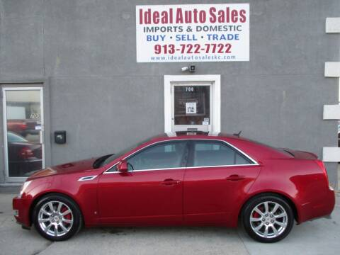 2008 Cadillac CTS for sale at Ideal Auto in Kansas City KS