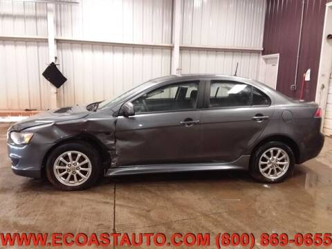 2010 Mitsubishi Lancer for sale at East Coast Auto Source Inc. in Bedford VA