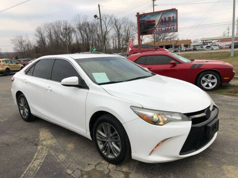 2016 Toyota Camry for sale at Albi Auto Sales LLC in Louisville KY