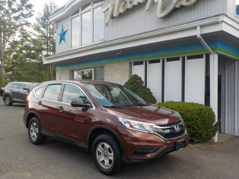 2015 Honda CR-V for sale at Nicky D's in Easthampton MA
