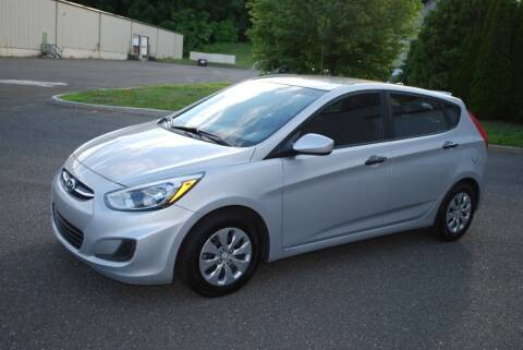 2016 Hyundai Accent for sale at New Milford Motors in New Milford CT