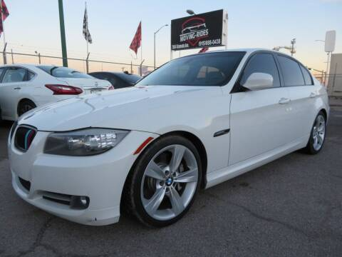 2011 BMW 3 Series for sale at Moving Rides in El Paso TX
