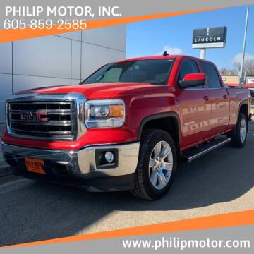 2015 GMC Sierra 1500 for sale at Philip Motor Inc in Philip SD