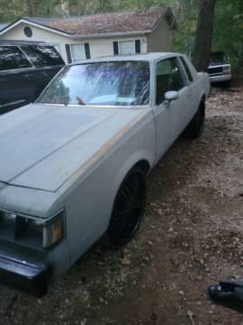 1984 Buick Regal for sale at Classic Car Deals in Cadillac MI