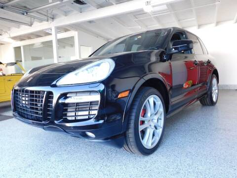 2010 Porsche Cayenne for sale at Milpas Motors in Santa Barbara CA