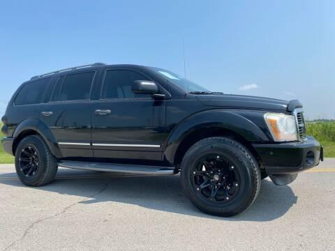 2006 Dodge Durango for sale at ILUVCHEAPCARS.COM in Tulsa OK