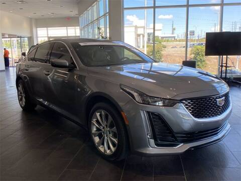 2020 Cadillac CT5 for sale at Southern Auto Solutions - Capital Cadillac in Marietta GA