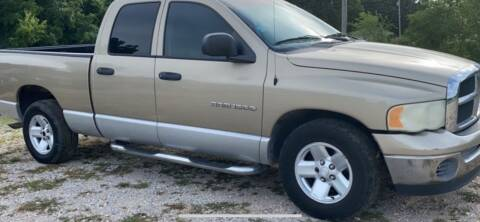 2003 Dodge Ram Pickup 1500 for sale at VICTORY LANE AUTO in Raymore MO