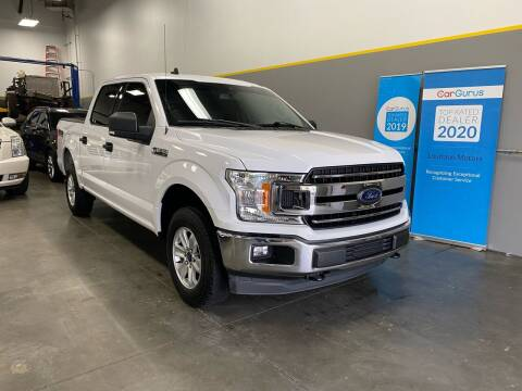 2019 Ford F-150 for sale at Loudoun Motors in Sterling VA