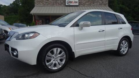 2012 Acura RDX for sale at Driven Pre-Owned in Lenoir NC