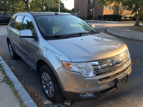 2008 Ford Edge for sale at Welcome Motors LLC in Haverhill MA