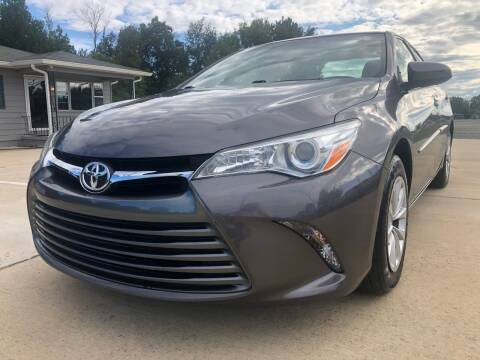 2015 Toyota Camry for sale at A&C Auto Sales in Moody AL